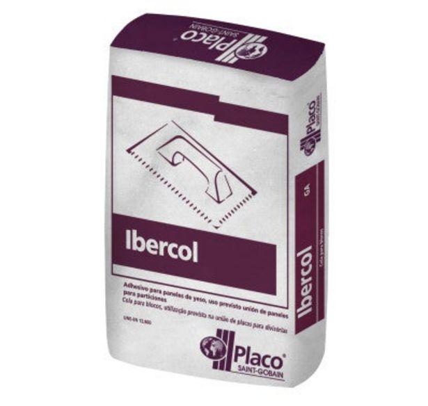 Oferta de PEGAMENTO DE ESCAYOLA PLACO IBERCOL 10 KG por 3,5€