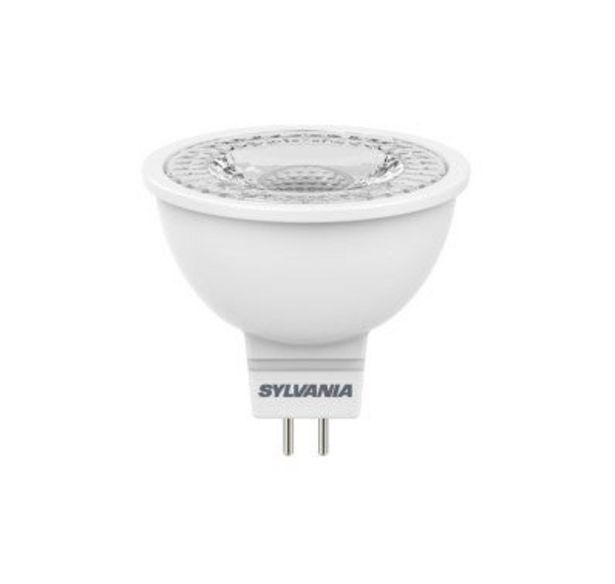 Oferta de BOMBILLA LED DICROICA GU10 320LM 4.2W CALIDA 110º (10 UDS) por 20,9€