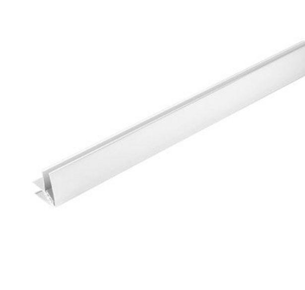 Oferta de PERFIL PVC GUARDAVIVOS/RINCONERA CLIPABLE BLANCO por 6€