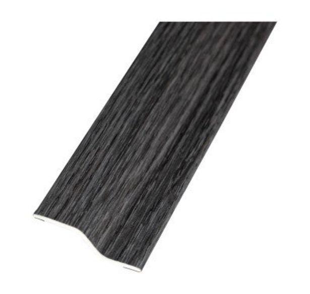 Oferta de PERFIL DESNIVEL PVC ADHESIVO GRIS 100 CM por 5,8€