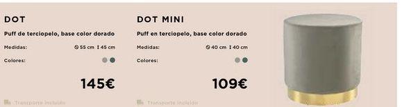 Oferta de Puff por 145€