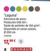 Oferta de Sombrilla Laguna por 17,99€