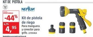 Oferta de Pistola de riego NEPIUM por 4,95€