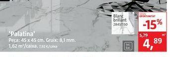 Oferta de Pavimento Palatina por 4,89€