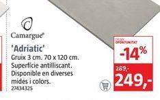 Oferta de Plato de ducha Camargue por 249€