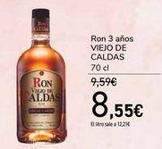 Oferta de Ron 3 años VIEJO DE CALDAS por 8,55€