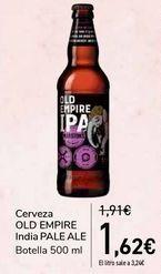Oferta de Cerveza OLD EMPIRE India PALE ALE por 1,62€