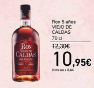 Oferta de Ron 5 años VIEJO DE CALDAS por 10,95€