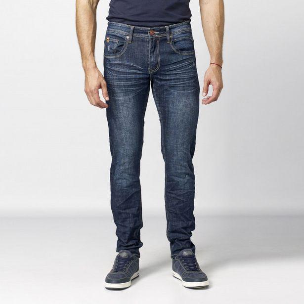 Oferta de Pantalon  Largo  Regular Denim 100% por 27,99€