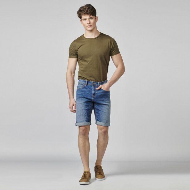 Oferta de Pantalon Corto Stretch Regular por 25,99€