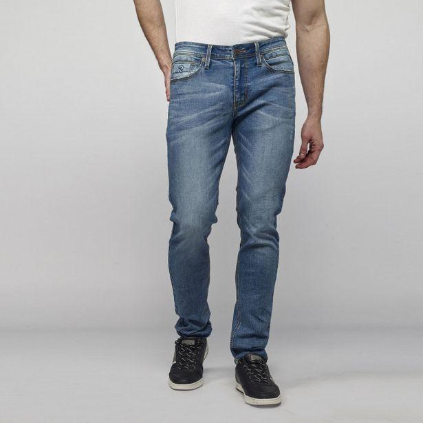 Oferta de Pantalon Largo Stretch/regular Fit Denim por 35,99€