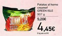 Oferta de Patatas al horno creamof GREEN ISLE por 4,45€