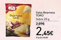 Oferta de Salsa Bernesa TORO  por 2,45€