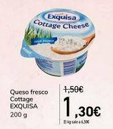 Oferta de Queso fresco Cottage EXQUISA  por 1,3€