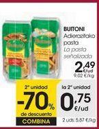 Oferta de BUITONI Las pasta señalizada por 2,49€