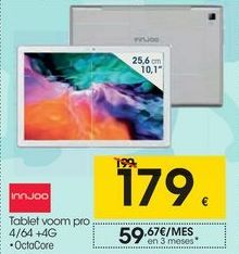Oferta de INJOO Tablet voom pro por 179€