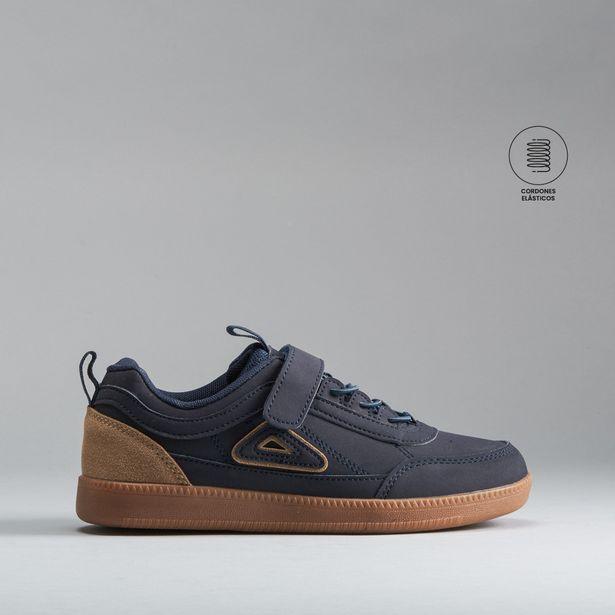Oferta de Sneaker SEVEN FIVE caramelo por 19,99€