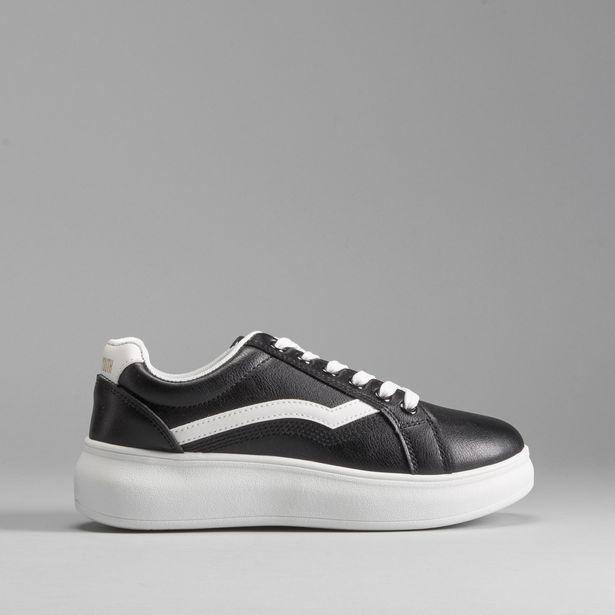 Oferta de Zapatilla skate plataforma NYC por 19,99€