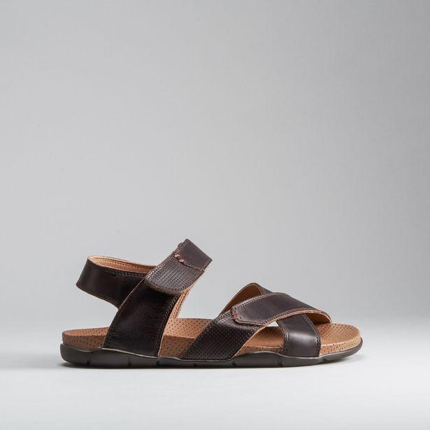 Oferta de Sandalia piel bio confort SENDA ROAD por 19,99€