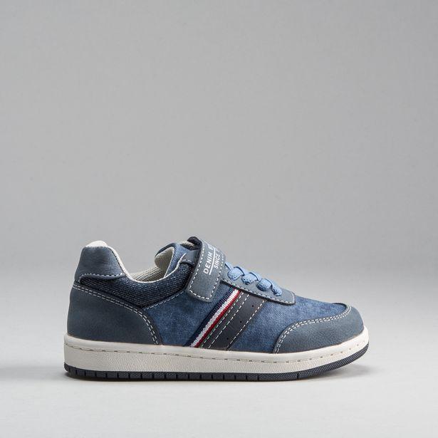 Oferta de Zapato sport azul SEVEN FIVE por 7,99€
