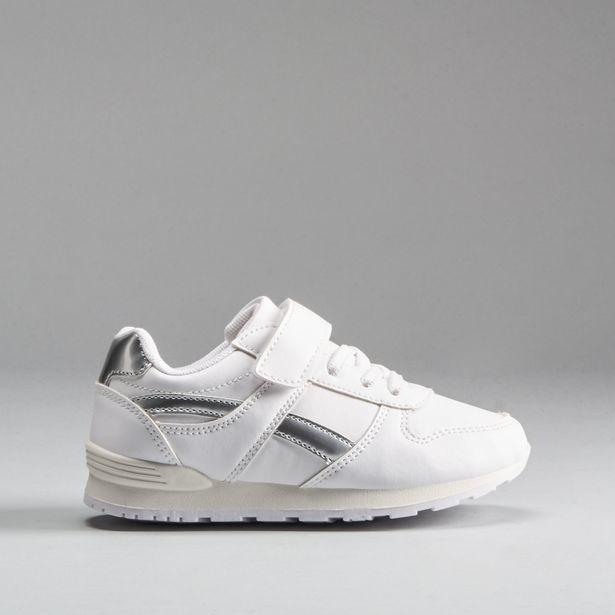 Oferta de Sneaker blanco OH GIRL por 6,99€