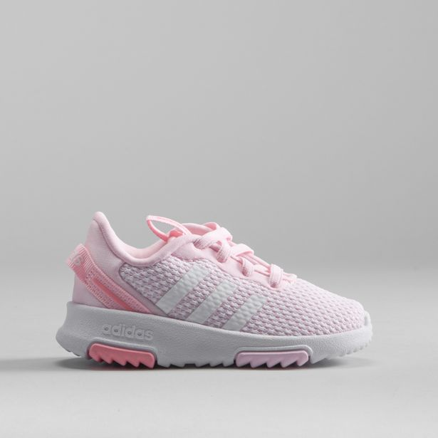 Oferta de Zapatilla ADIDAS rosa por 19,99€