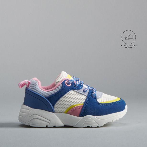 Oferta de Chunky sneaker bebé BACHE por 12,99€