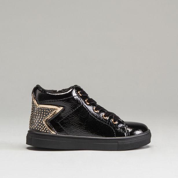 Oferta de Sneaker estrella OH GIRL por 19,99€