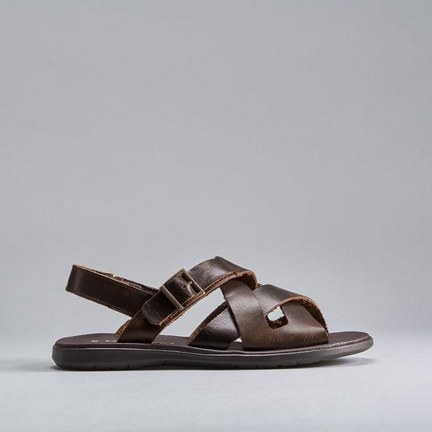 Oferta de Sandalia vestir piel FOSCO por 14,99€