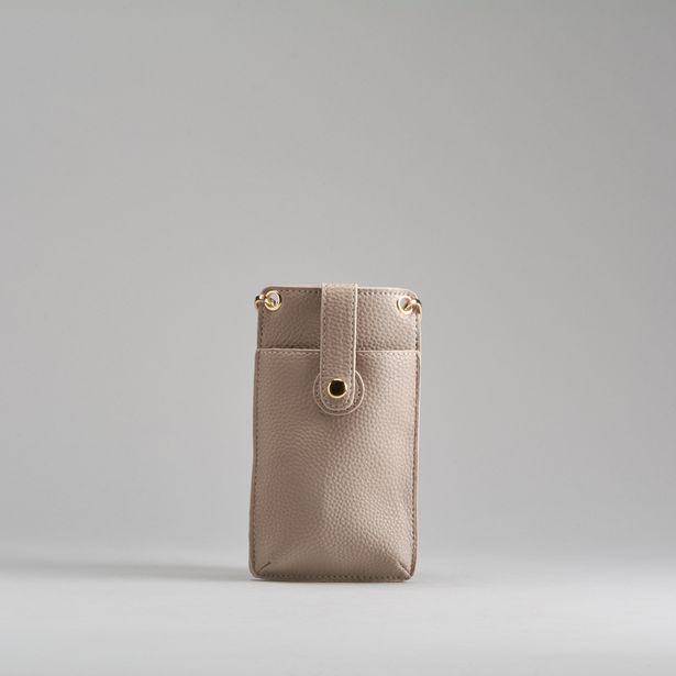Oferta de Portamóvil rosa PICCOLA PIU por 7,99€