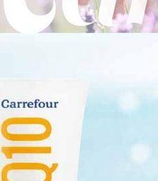 Oferta de Crema de manos antiedad Q10 Carrefour por 1,19€
