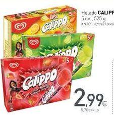 Oferta de Helado CALIPPO por 2,99€
