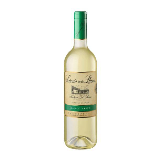 Oferta de Vino blanco D.O.P. Valdepeñas por 1,19€