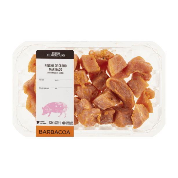 Oferta de Pincho de cerdo marinado por 1,79€