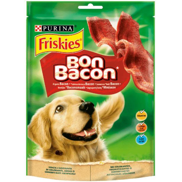 Oferta de Snacks para perros  bon bacon por 1,79€