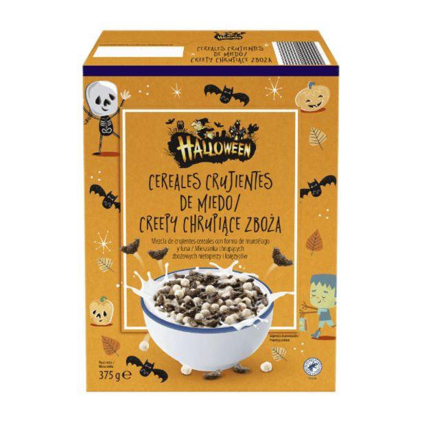 Oferta de Cereales crujientes de miedo por 1,95€