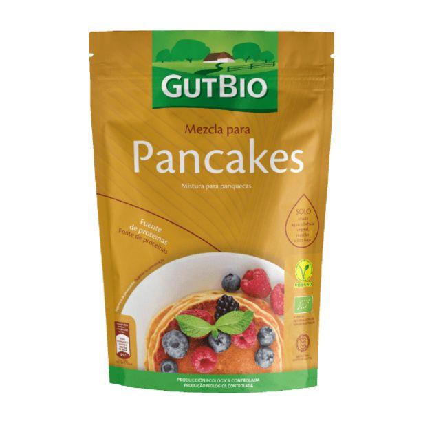 Oferta de Mezcla para pancakes original ecológica sin gluten por 2,99€