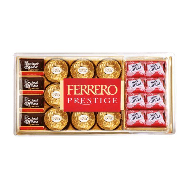 Oferta de Bombones Ferrero Prestige por 8,99€