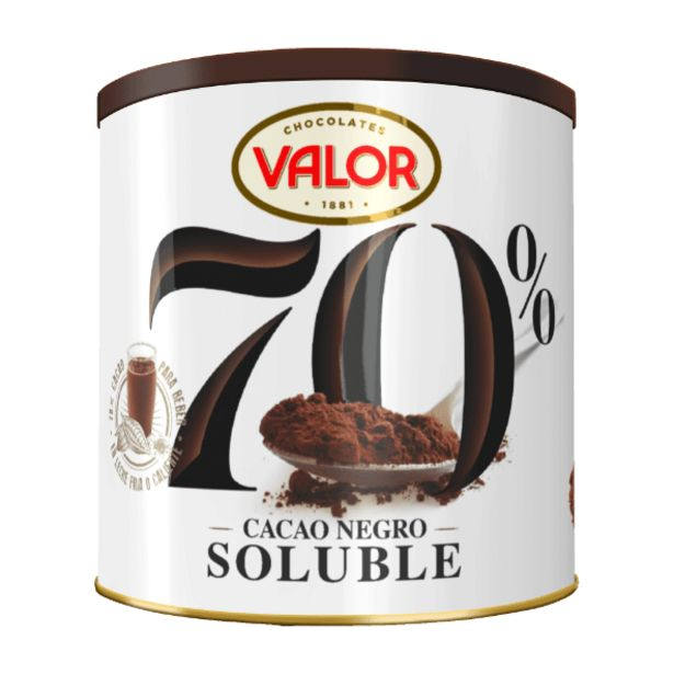 Oferta de Cacao soluble 70% por 2,99€
