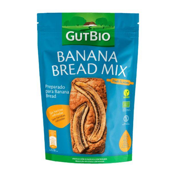 Oferta de Preparado para banana bread ecológico sin gluten por 2,99€
