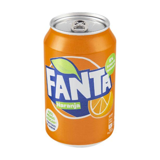 Oferta de Refresco de naranja por 0,5€