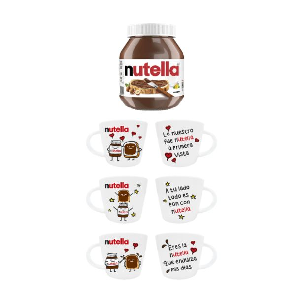 Oferta de Crema de cacao y avellanas por 4,85€