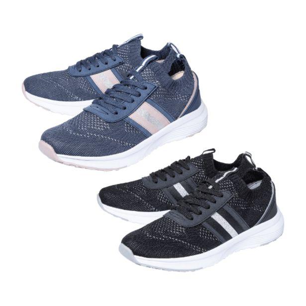 Oferta de Zapatos sneaker para mujer por 14,99€