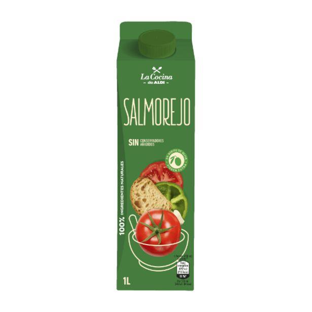 Oferta de Salmorejo por 1,29€