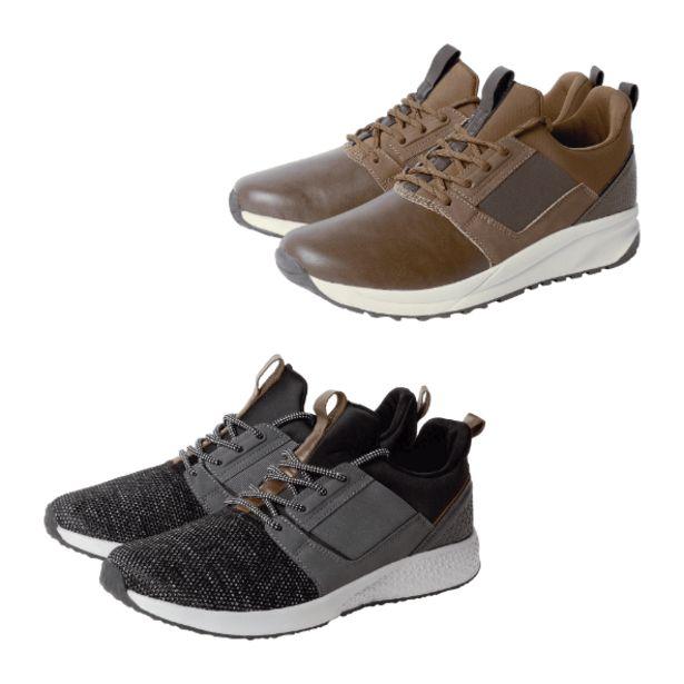 Oferta de Zapatillas sneaker para hombre por 14,99€