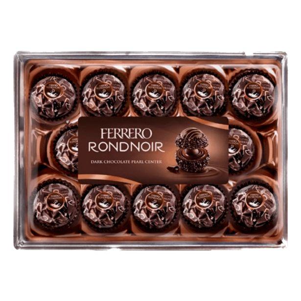 Oferta de Bombones Ferrero Rondnoir por 4,99€