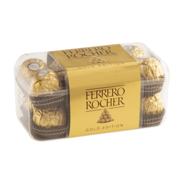 Oferta de Bombones de chocolate Gold Edition por 4,5€