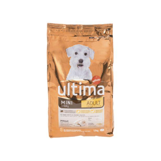 Oferta de Pienso para perros adultos por 4,95€