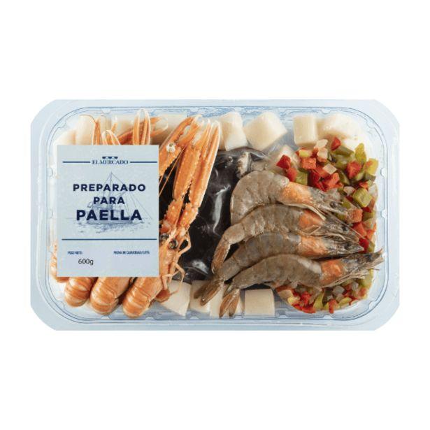 Oferta de Preparado para paella por 3,99€