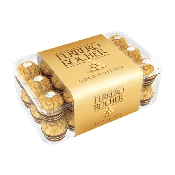 Oferta de Bombones Ferrero Rocher por 8,99€